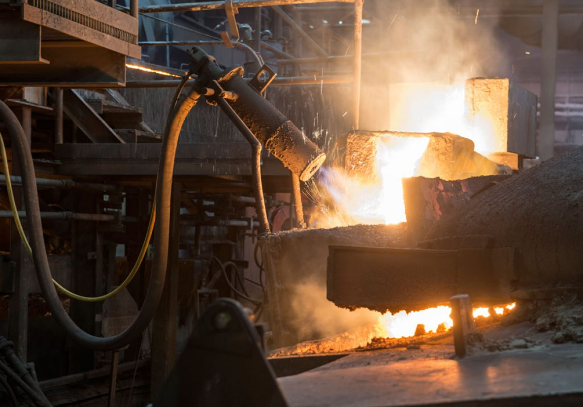 Charlotte Pipe and Foundry – Peak Demand Controls