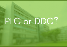 Why Medical Campus Central Utility Plants Should Use PLCNot DDC Controls