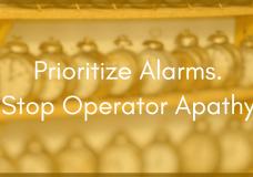 Smart SCADA Alarm Management Part 2: Prioritizing Alarms