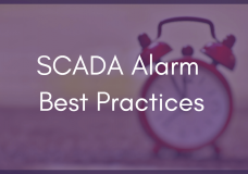 Smart SCADA Alarm Management Part 3:9 Best Practices