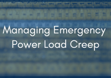 Multi-Circuit Submetering: A Cost-Effective Solution for Electrical Load Profiling of Hospital Emergency Power Supply System Loads