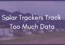 Solar Tracker Monitoring: You're Doing It Wrong