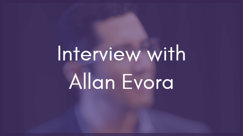 An Interview with Allan Evora,<br>Affinity Energy President & Control Systems Integrator