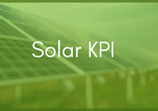 KPIs and Solar Metrics to Track in Utility-Scale Solar