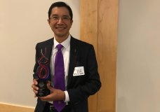 Affinity Energy Wins Award During Charlotte MED Week For Outstanding Achievement in Professional Services