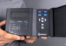 GE PQM Power Quality Meter