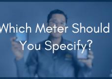 Meters and Meter Displays