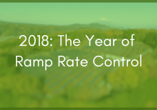 Three Trends for Optimizing Utility-Scale Solar Ramp Rate Controls in 2018