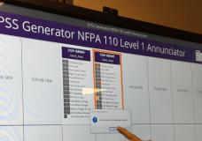 Novant Health Presbyterian Medical Center – NFPA 110 Generator Audible Alarming