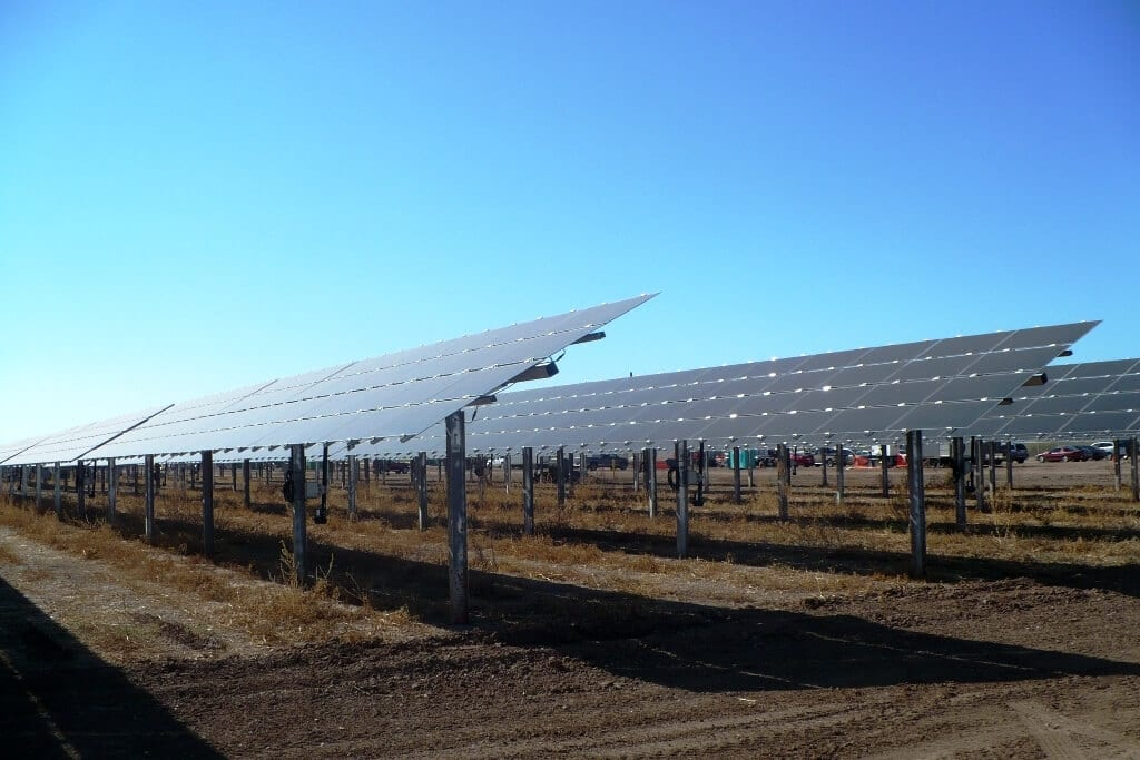 20MW Solar Site – Noncompliant Ramp Rate Response