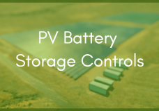 Battery Storage and Solar: More Efficient When Controlled Together