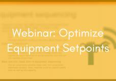 Webinar: Control Schemes to Optimize Equipment Design Points